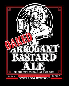 Arrogant Ale (seperations)